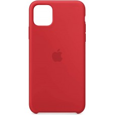Silikonski ovitek per Apple iPhone 11 Pro, red, originale
