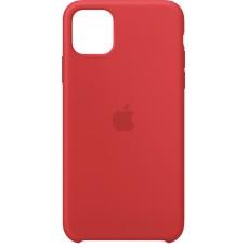 Silikonski ovitek per Apple iPhone 11 Pro Max, red, originale