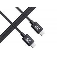 Cavo dati da USB-C 2.0 a USB-C 2.0, Power Delivery, 60W, 2m
