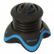KitSound altoparlante portatile universale Invader