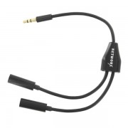 Adattatore - distributore da USB-C a USB-C e jack 3,5mm