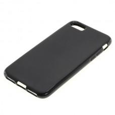 Silikonski ovitek per Apple iPhone 7 / 8, nero
