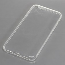 Silikonski ovitek per Apple iPhone 7 / 8, trasparente