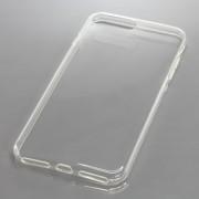 Cover in Silicone Liquido per Apple iPhone 7 Plus / 8 Plus, trasparente