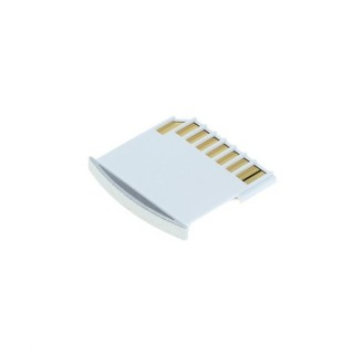 Adapter za MicroSD kartice za prenosnike Apple Macbook, argento