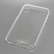 Silikonski ovitek per Apple iPhone X / XS, trasparente