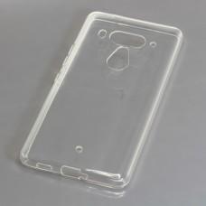 Silikonski ovitek per HTC U12 Plus, trasparente