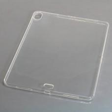 Cover in Silicone Liquido per Apple iPad Air (2020), trasparente