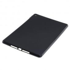 Cover in Silicone Liquido per Apple iPad (2020), nero