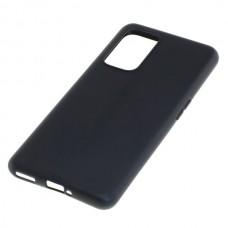 Cover in silicone per OnePlus 9, nero