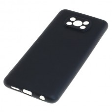 Cover in silicone per Xiaomi Poco X3 / Poco X3 Pro, crn
