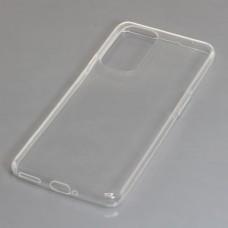 Cover in silicone per OnePlus 9, trasparente