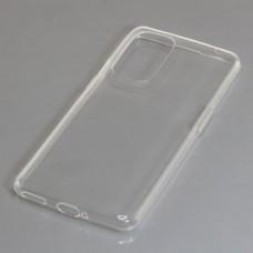 Cover in silicone per OnePlus 9 Pro, trasparente