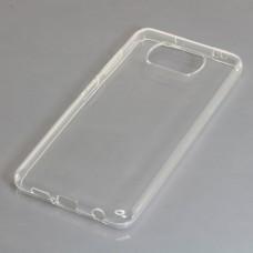 Cover in silicone per Xiaomi Poco X3 / Poco X3 Pro, trasparente