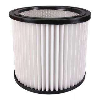 Filtro a cartuccia per Kärcher NT221 / Rowenta RU 01 / RU 02, bianco