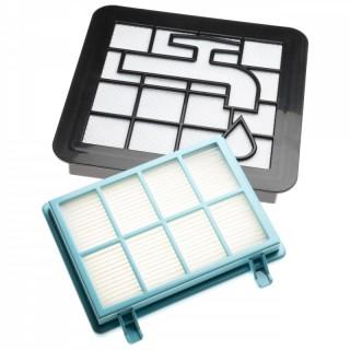 Set filtri per Philips PowerPro Compact FC9331 / FC9332 / FC9333