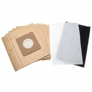 Sacchetti per aspirapolvere Rowenta ZR003901, carta, 5 pezzi