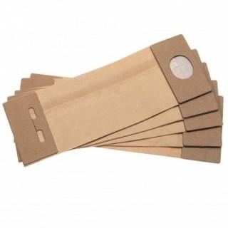 Sacchetti per aspirapolvere Makita BO3710 / BO4555 / BO5030, carta, 5 pezzi