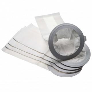 Sacchetti per aspirapolvere Nilfisk GD10 Back, carta, 5 pezzi