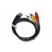 Adattatore audio/video da USB a 3 x RCA