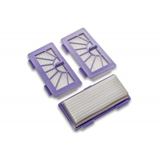 Set di filtri HEPA per Neato Robotic XV-11 / XV-12 / XV-15 / Vorwerk VX100