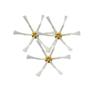 Set di spazzole laterali a sei lati per iRobot Roomba 500 / 600 / 700