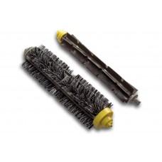 Set di spazzola principale e spazzola flessibile per iRobot Roomba 600 / 700