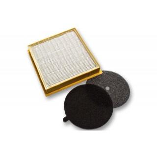 Set di filtri HEPA per Hoover U27 Sensory