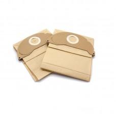 Sacchetti per aspirapolvere Kärcher WD2 / A2004 / A2014 / A2064, 6.904-322.0, carta, 10 pezzi