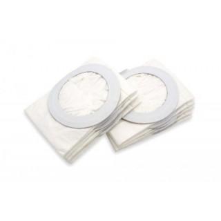 Sacchetti per aspirapolvere Nilfisk GD 5 Back, carta, 5 pezzi