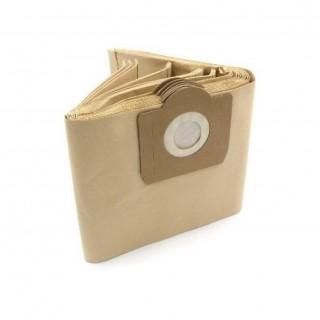 Sacchetti per aspirapolvere Bosch Tip W, carta, 10 pezzi