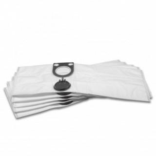 Sacchetti per aspirapolvere Metabo AS 1200 / ASA 1201 / AS 20 L, 5 pezzi